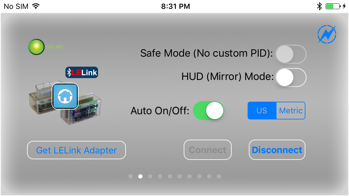Engine Link for iPhone